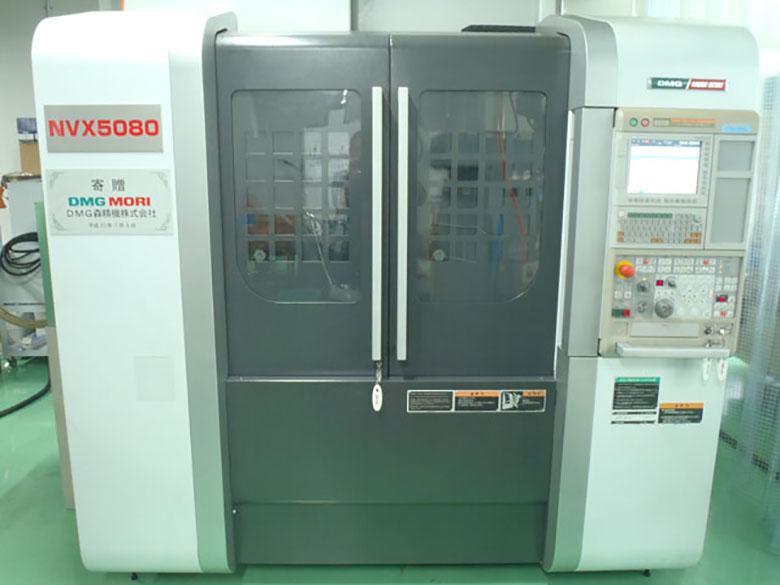高精度高速立体マシニングセンタNVX5080